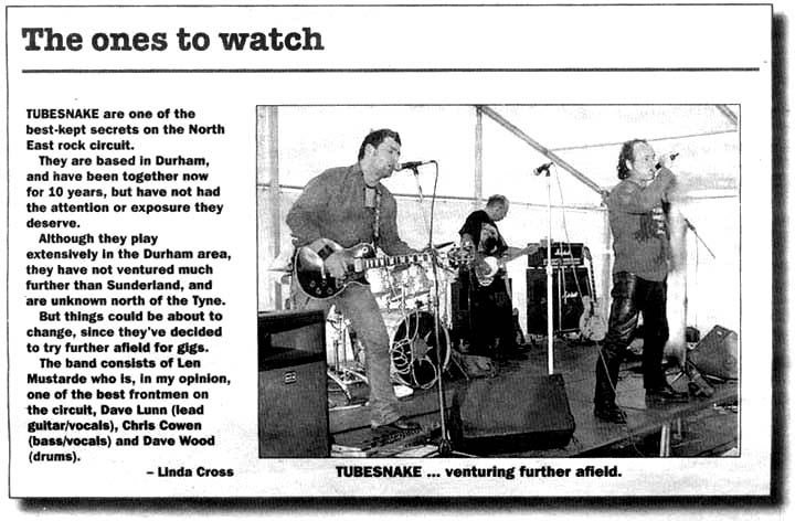 Sunderland Echo 6 May 2004