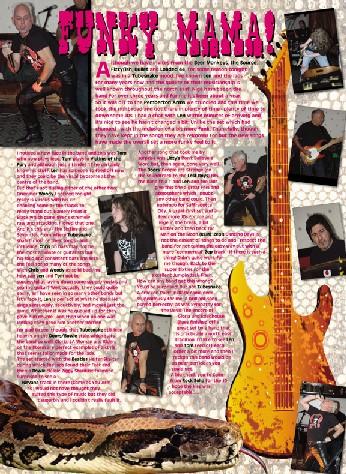 Original Review Artwork The Pemberton Arms Nov 23rd 2007