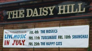 Forthcoming Gig at The Daisy Hill