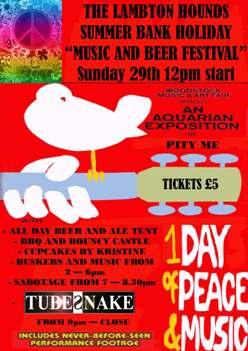 Pity Me Woodstock II