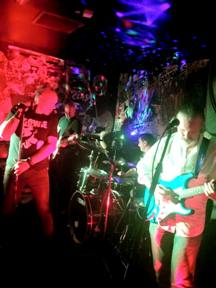 Tubesnake at The Angel (photo by paul smith)
