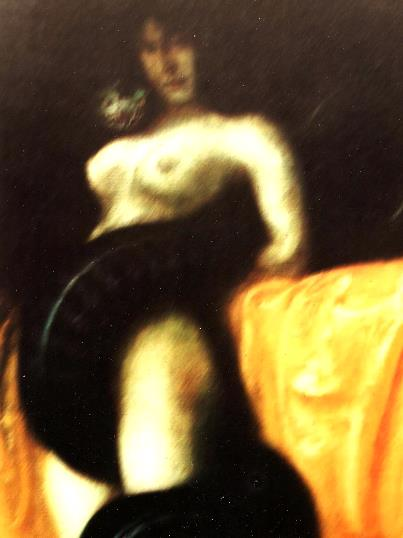 The Sin - Franz Von Stuck 1893