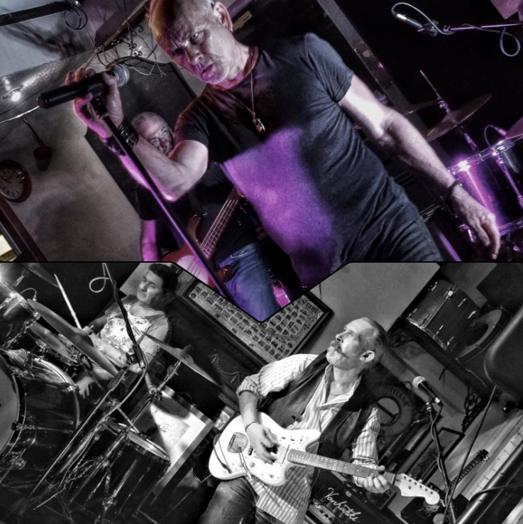 photos taken 13th October 2018 at the schooner by bruce barlow, collage by lenny